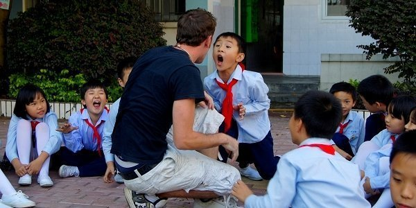 Teacher Job in Guilin, China